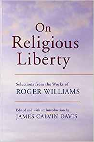 on religious liberty cover